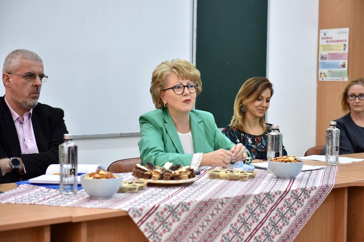 Marian Popa, Astrid Fodor, Ioana Leca