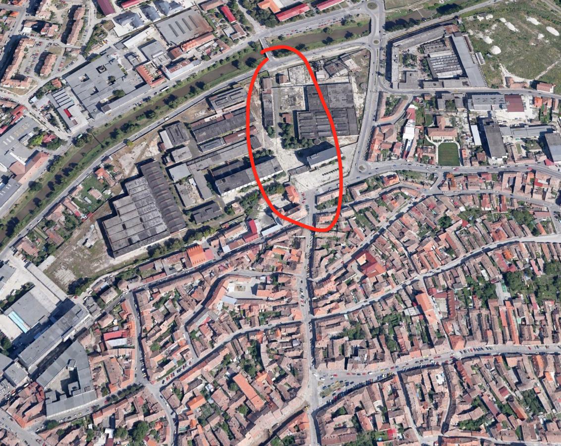 Aproape 4.000 de mp măsoară terenul folosit, în trecut, de strada Ocnei