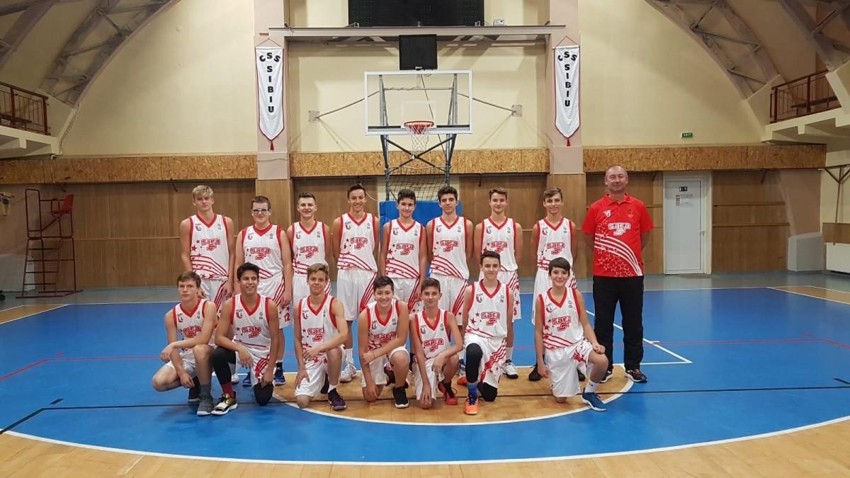 CSȘ Sibiu U16 masculin