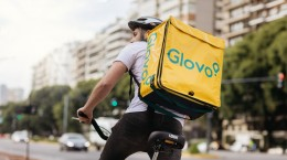 Glovo, disponibil si in Sibiu