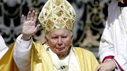 Papa-Ioan-Paul-al-II-lea