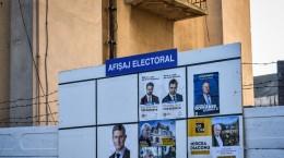 afisaj electoral alegeri presedinte
