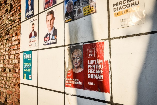 alegeri prezidentiale afise afisaj electoral dancila mazgalita (2)