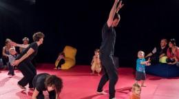 atelier bebelusi si parinti festivalul tânăr teatrul gong