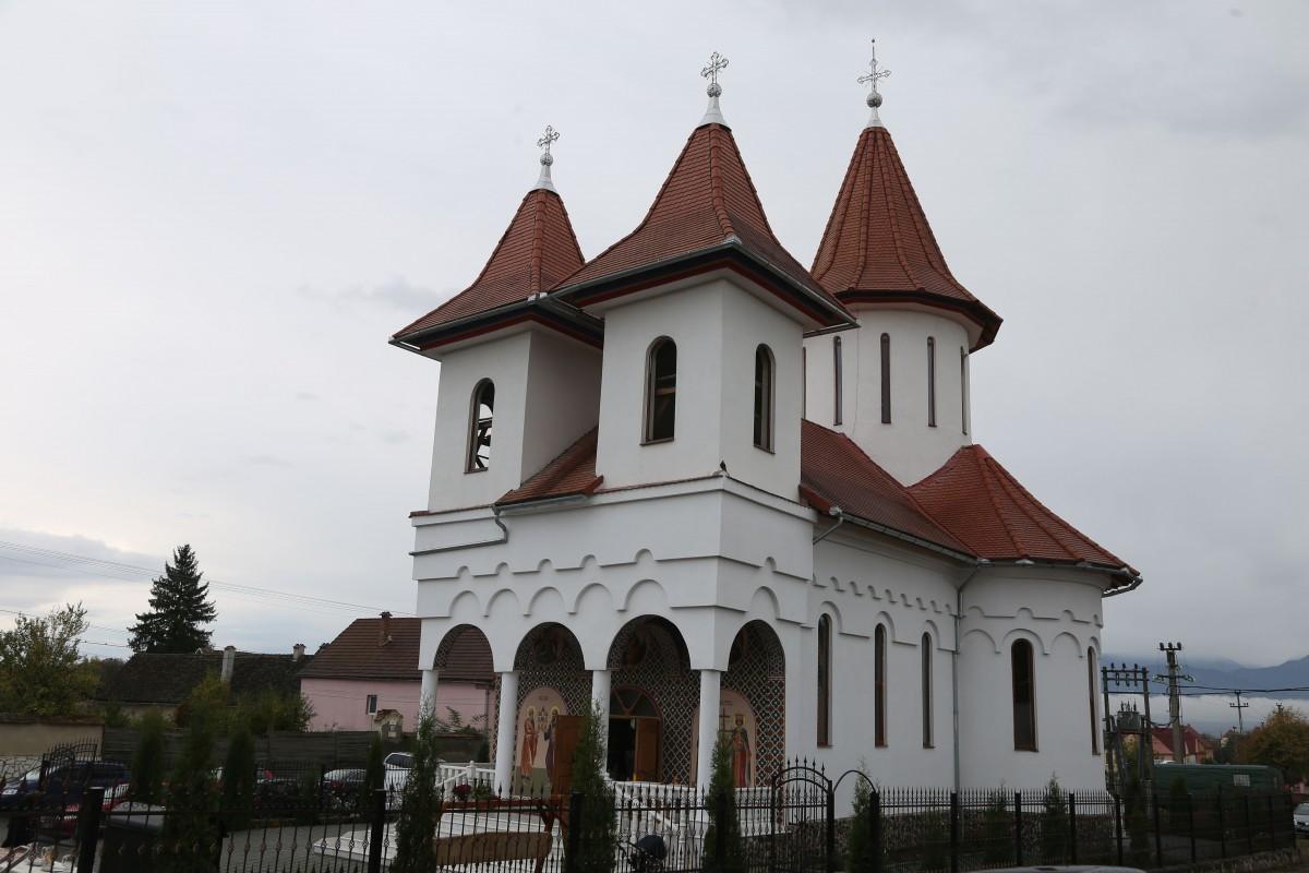 biserica bradu