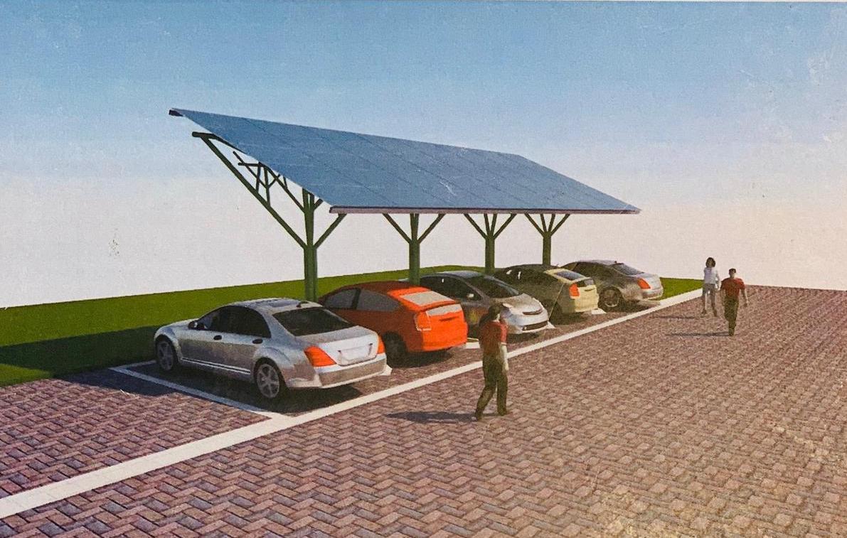 Proiectul de la Păuca a pornit de la ideea producerii de energie electrică din surse regenerabile