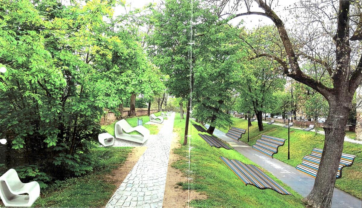 parc cetatii plan 3
