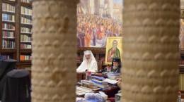 patriarhia sinod bor daniel ips streza