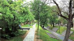 plan parc cetatii 1