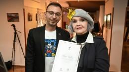 Adrian Tibu, Margareta Paslaru, credit photo Dragos Dumitru