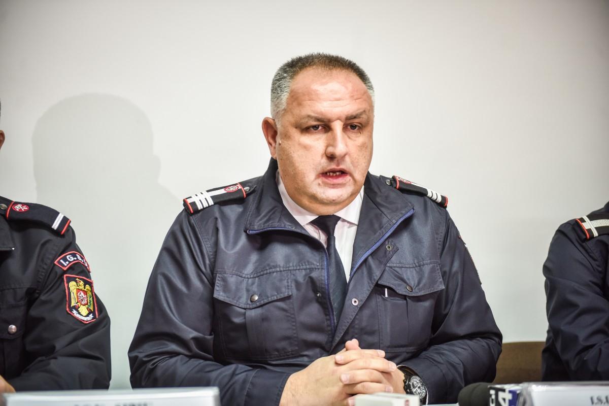 Col. Cosmin Balcu se arată revoltat de carențele din informările DSP Sibiu