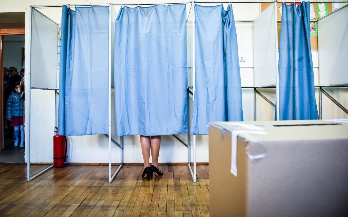 Carmen Iohannis vot alegeri prezidentiale turul 2 (14)