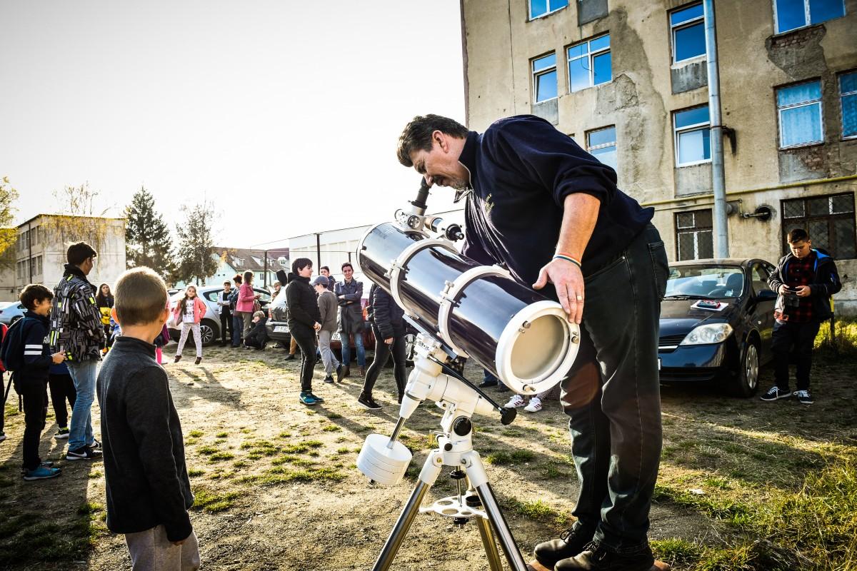 Cristian Serafin palatul copiilor telescop (13)