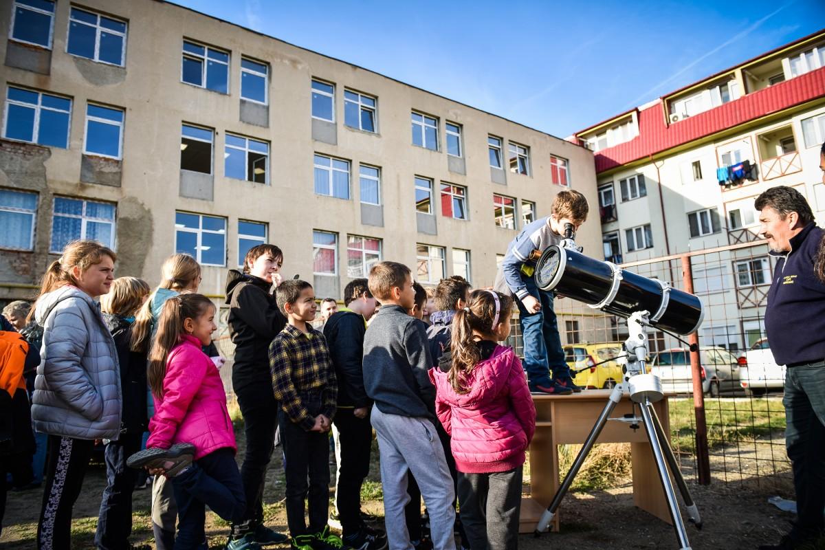 Cristian Serafin palatul copiilor telescop (23)