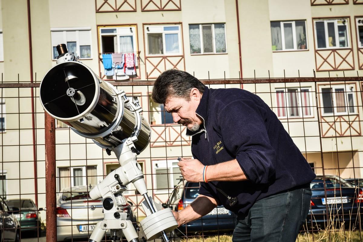 Cristian Serafin palatul copiilor telescop (3)