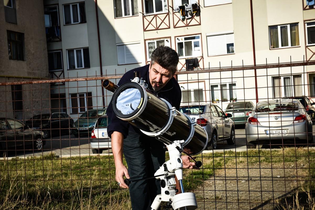 Cristian Serafin palatul copiilor telescop (8)