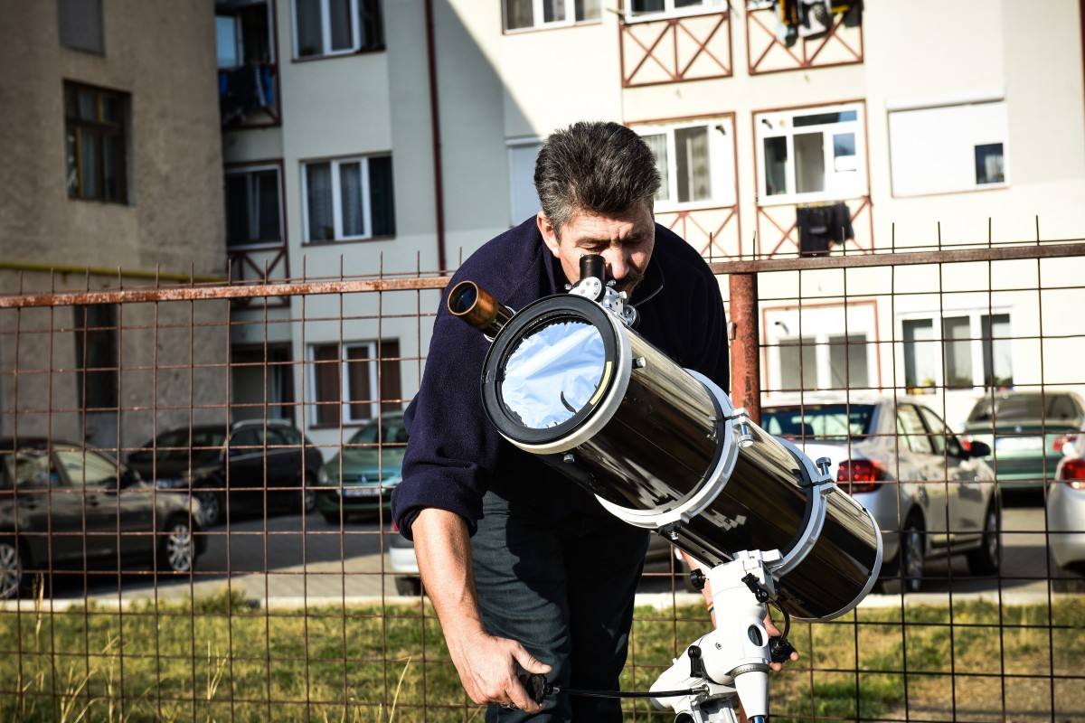 Cristian Serafin palatul copiilor telescop (9)
