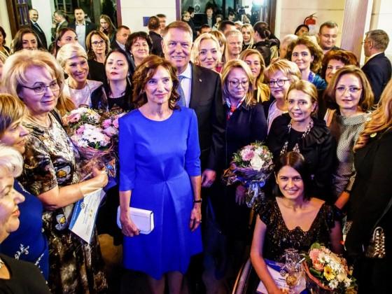 Iohannis, carmen iohannis turcan femei premii cimpean