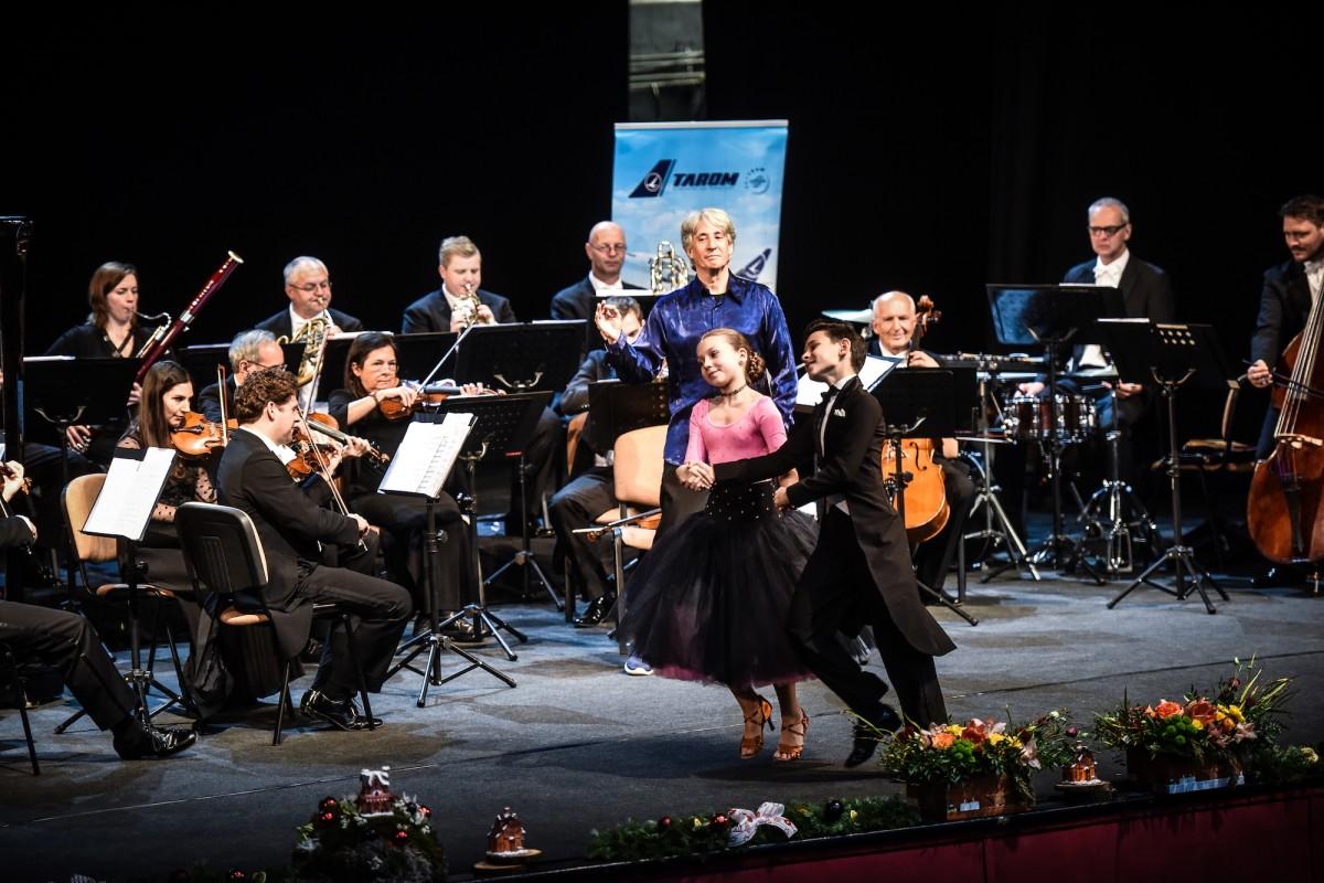 orchestra dans