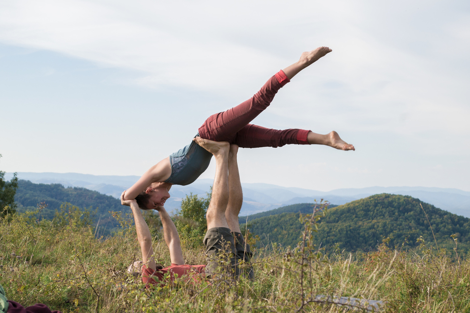 partener acrobatics
