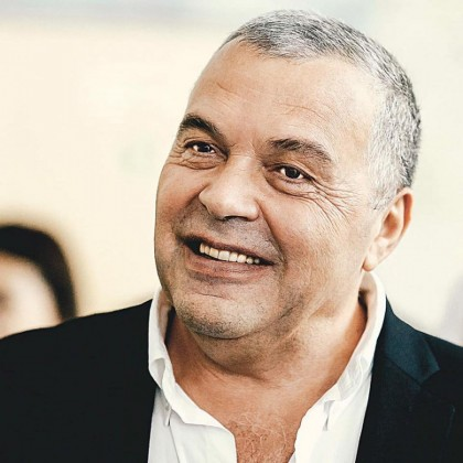 Constantin Chiriac, foto credit Rareș Helici