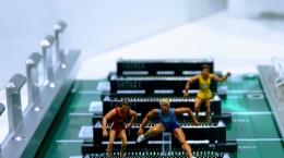 """Omul viitorului - poate tehnologia """"să distrugă†natura noastră sportivă"""