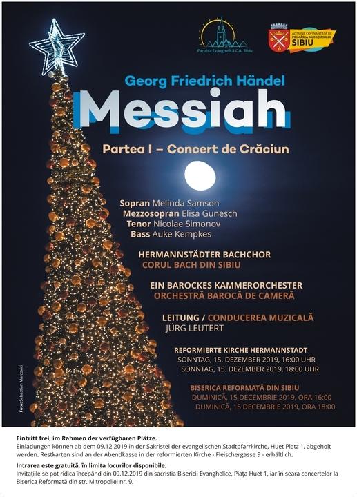 concert evanghelică