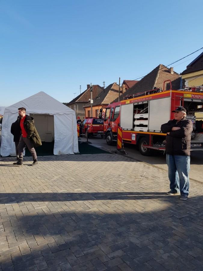 exercițiu de incendiu promenada mall (3)