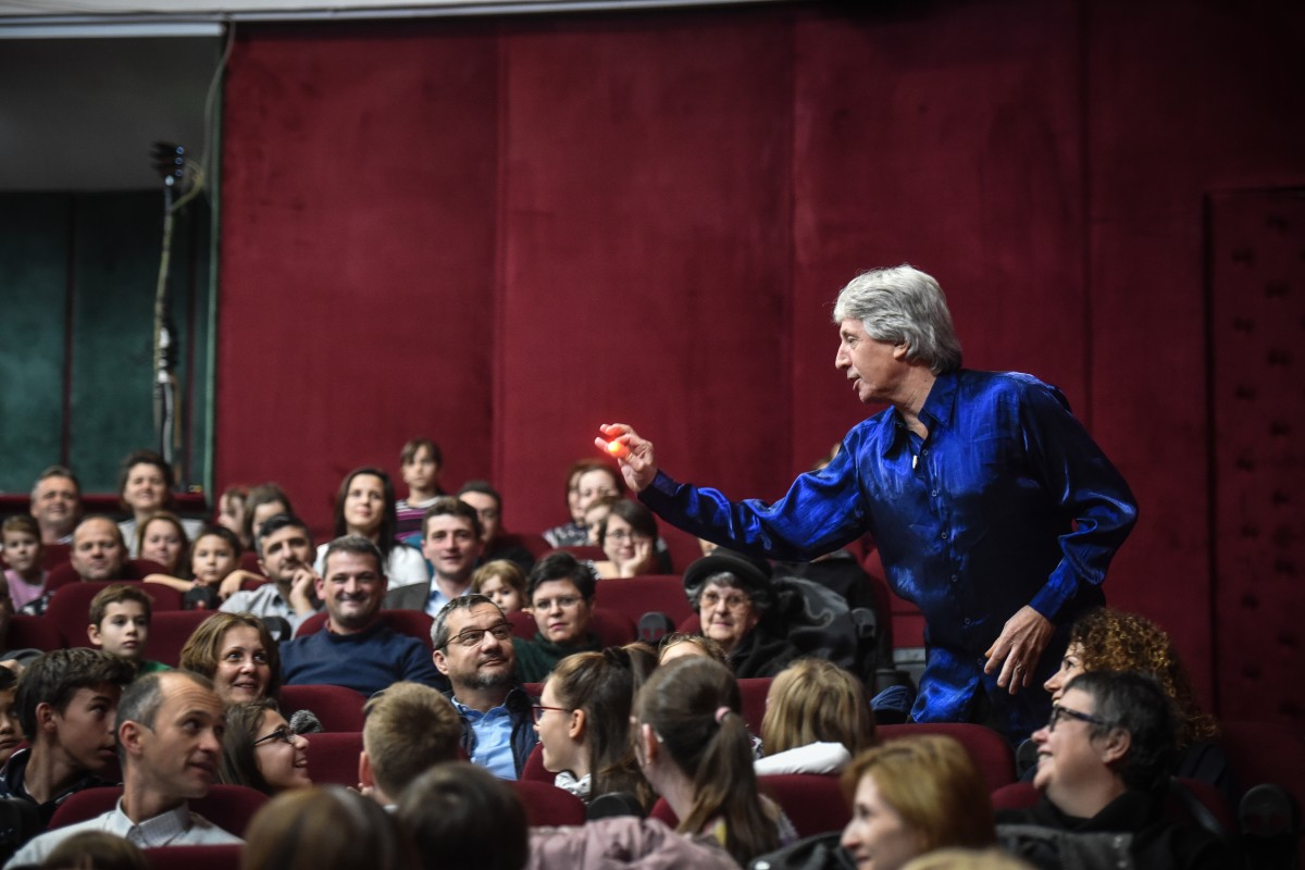 russel concert copii