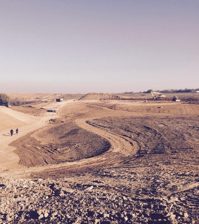 Inițiativa unui teren de golf - cel mai mare din România - îi aparține celui care a fost Ilie Vonica