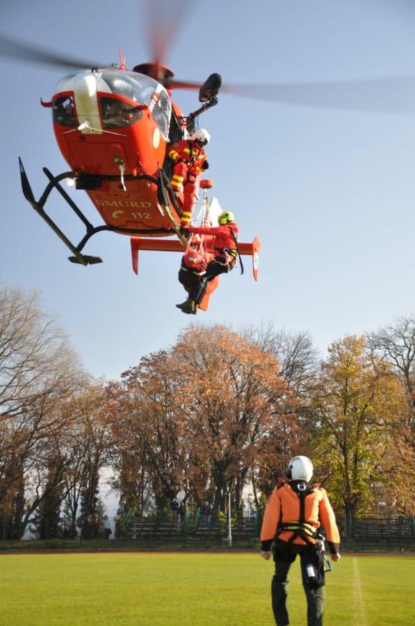 salvamont elicopter