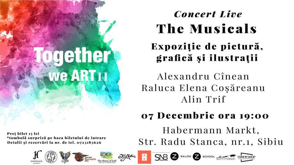 together we art