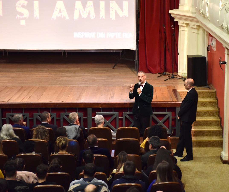 La finele anului trecut, Eugen Iordănescu a organizat, în loc de Topul companiilor performante premiate de CCIA, vizionarea unui film despre ororile regimului comunist