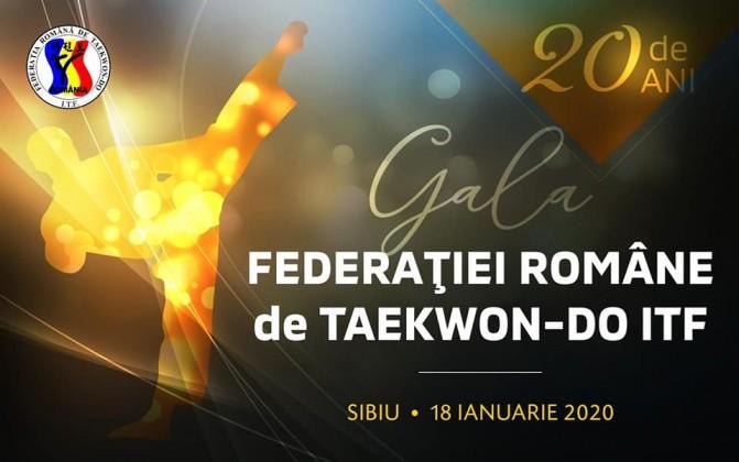 Afis Gala FRTKD 2020