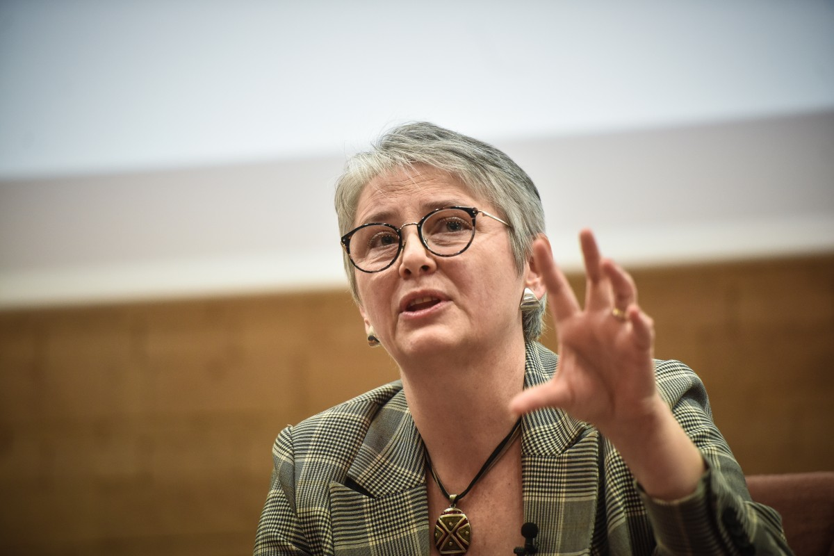 Livia Ilie dezbatere alegeri ULBS (37)