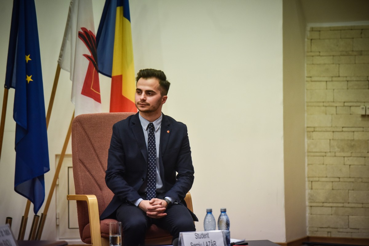 Sergiu Lazar dezbatere alegeri ULBS (28)