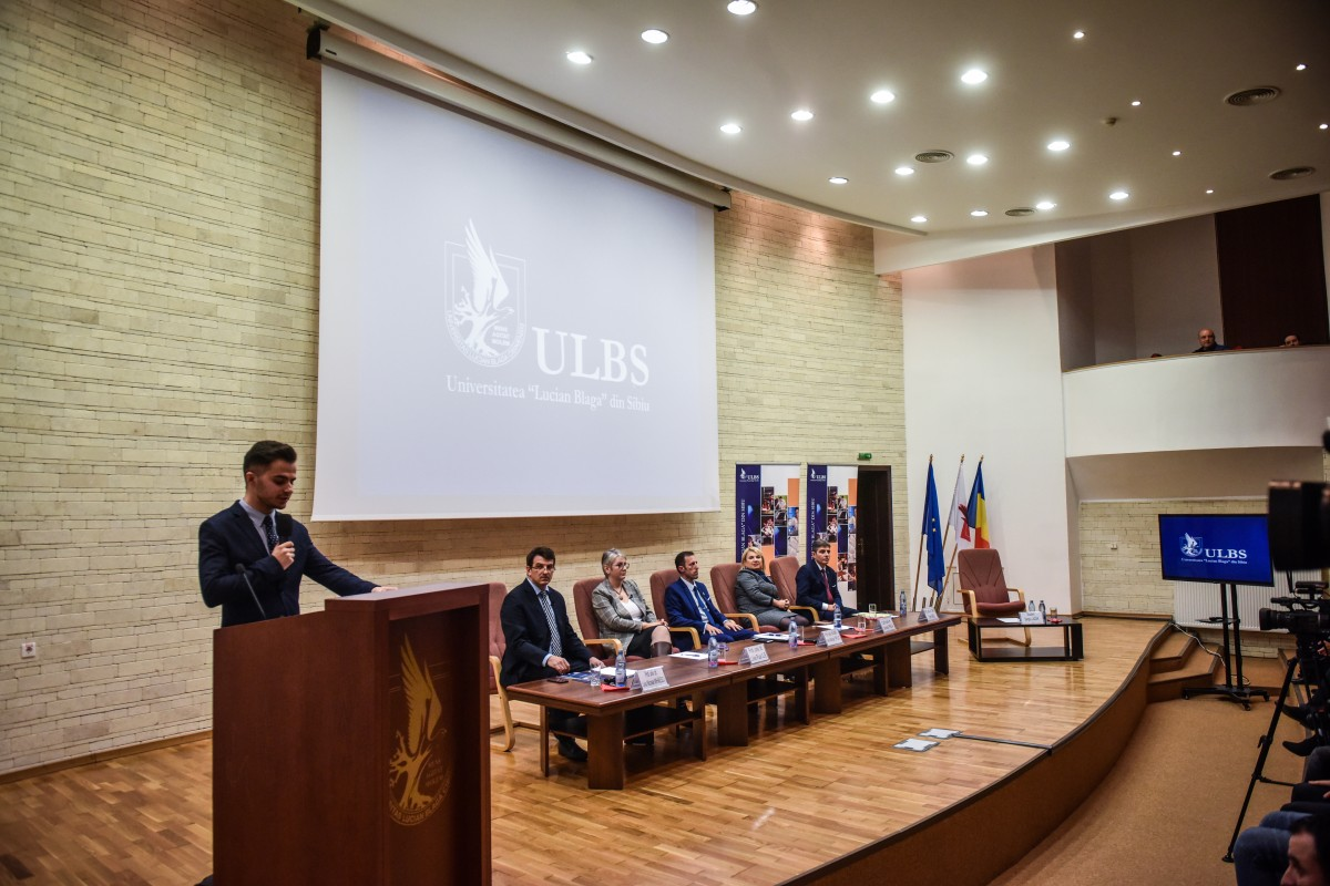 Sorin Radu, Tiplic, Livia Ilie, Dana Preda, Mihaescu dezbatere alegeri ULBS (21)