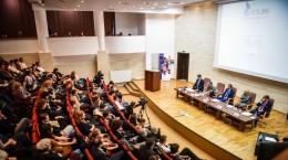 Sorin Radu, Tiplic, Livia Ilie, Dana Preda, Mihaescu dezbatere alegeri ULBS (25)