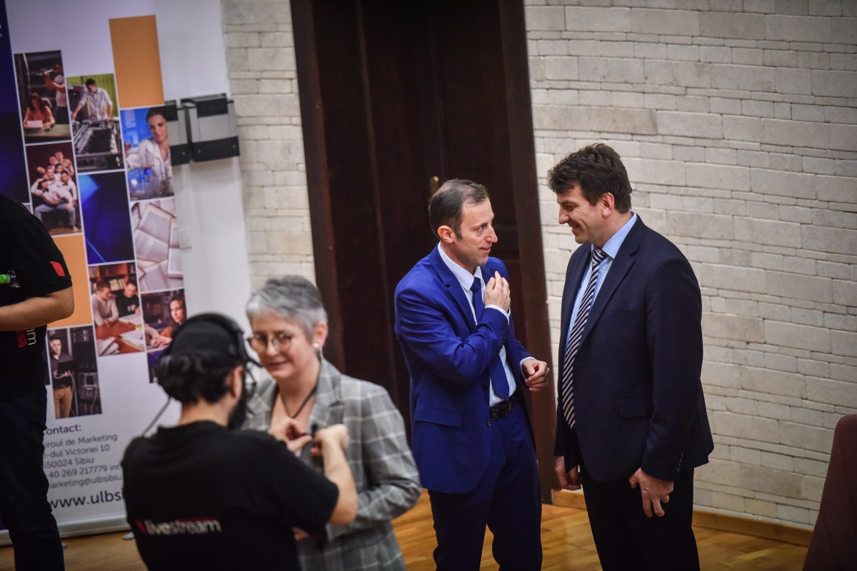Tiplic si Mihaescu dezbatere alegeri ULBS (9)