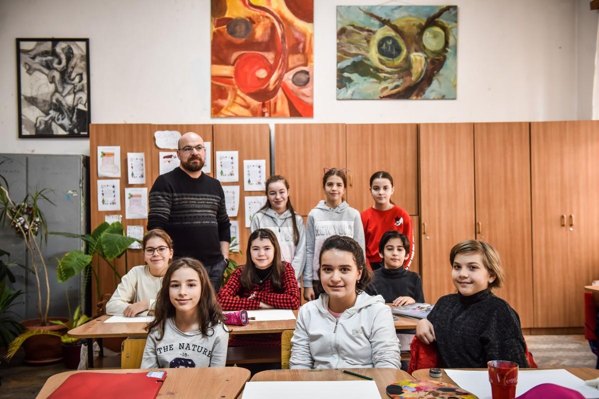 clasa 5 liceu de arta prefesor Florin Viorel (2)