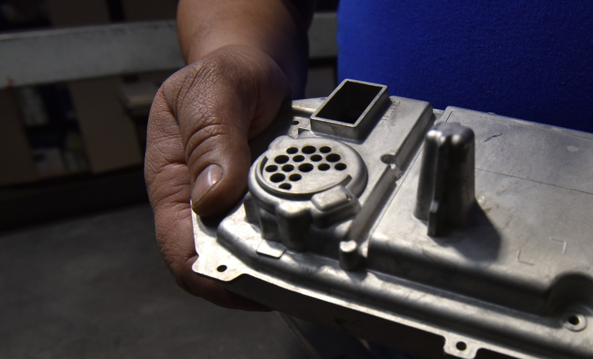 Piesele produse în fabrica lui Stelian Ticușan ajung în alte fabrici auto din mai multe țări