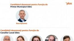 Candidati mun Sibiu