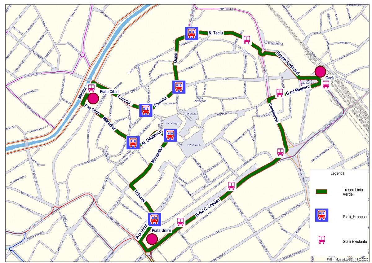 Traseu Linia Verde - 3