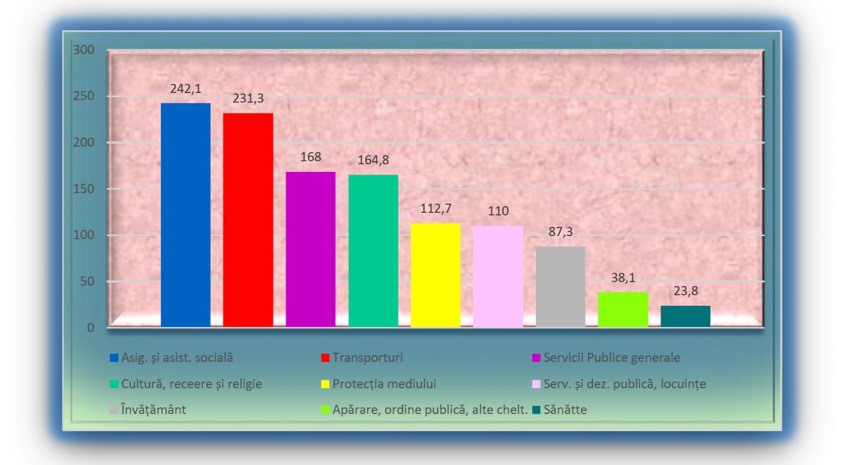 Sursa: raportul Camerei de conturi Sibiu