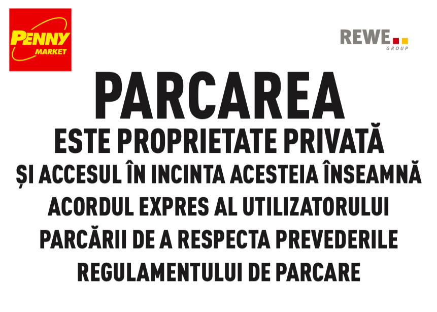 parcare penny