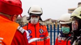 simulare isu pompieri salvare smurd coronavirus masca (1)