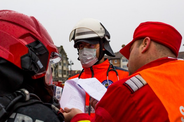 simulare isu pompieri salvare smurd coronavirus masca (6)