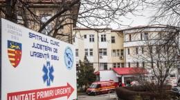 Spitalul județean are jumătate din paturile de terapie intensivă din oraș