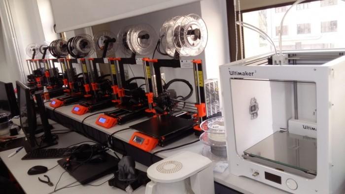 imprimanta 3d inginerie