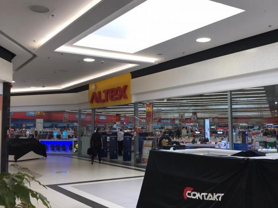 mall coronavirus electronice altex